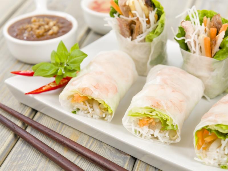 Vietnamesische Kueche